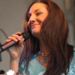 Sängerin Heida München
