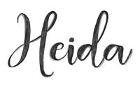 Sängerin Heida Logo